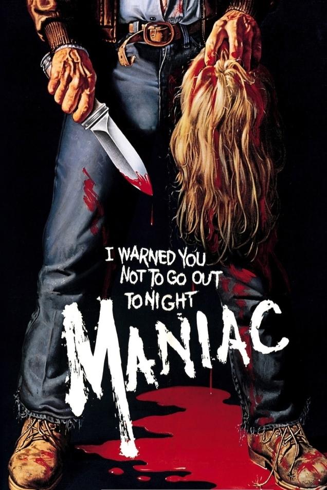 Maniac Poster -